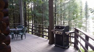 SpoonLake-Lake-View-Deck-Vacaction-Rental
